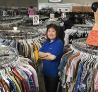 Shop at Goodwill Stores
