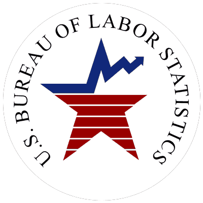 - US Bureau of Labor Statstics