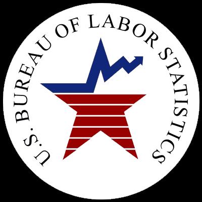 - US Bureau of Labor Statstics