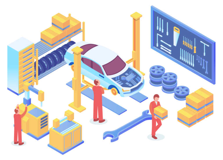 Car repair header image